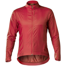 Mavic Essential Wind Jacke Herren haute red